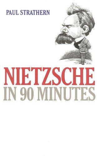 Nietzsche in 90 Minutes 9781566631204