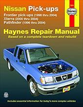 Nissan Pick-Ups: Frontier Pick-Ups (1998 Thru 2004), Xterra (2000 Thru 2004), Pathfinder (1996 Thru 2004) 6978986