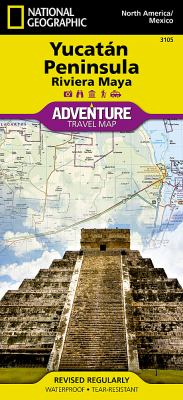 Northern Yucatan/Maya Sites, Mexico