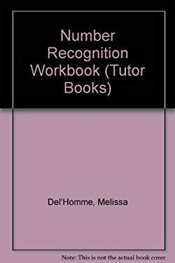 Number Recognition Workbook