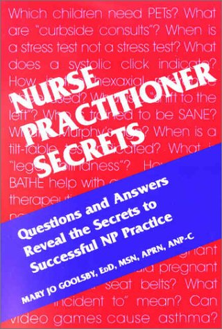 Nurse Practitioner Secrets 9781560535201