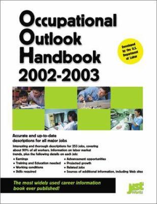 Occupational Outlook Handbook 9781563708497