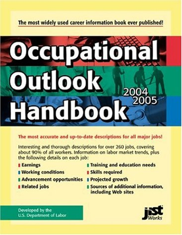 Occupational Outlook Handbook. Occupational Outlook Handbook by U S Dept of Labor, Bureau Of Labor Statistics, 9781563709883. Expand Image