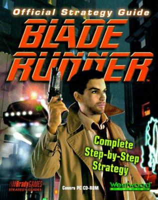 Official Blade Runner Strategy Guide 9781566867283