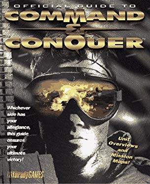 Official Guide to Command & Conquer 9781566862479