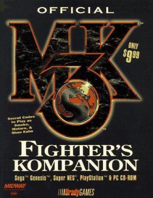 Official Mortal Kombat 3 Fighter's Kompanion 9781566863193