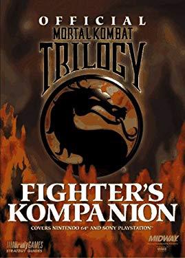 Official Mortal Kombat Trilogy Fighter's Kompanion 9781566866279