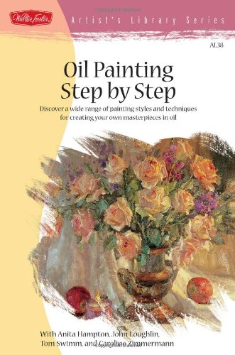 Oil Painting Step by Step 9781560106586