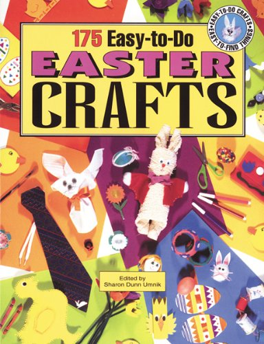 175 Easy-To-Do Easter Crafts: Creative Uses for Recyclables