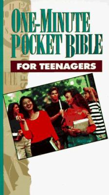 One-Minute Pocket Bible for Teenagers-NKJV 9781562920746