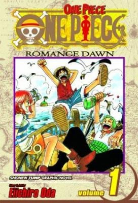 One Piece, Vol. 1 9781569319017