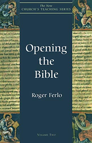 Opening the Bible 9781561011445