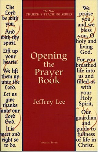 Opening the Prayer Book 9781561011667