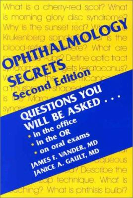 Ophthalmology Secrets 9781560534297