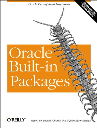 Oracle Built-In Packages [With *] 9781565923751
