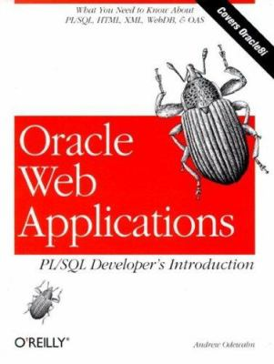 Oracle Web Applications 9781565926875