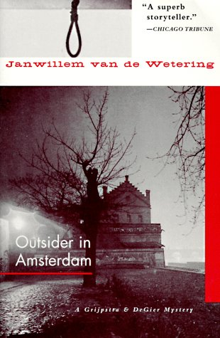Outsider in Amsterdam 9781569470176