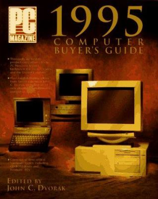 PC Magazine 1995 Computer Buyer's Guide 9781562762513