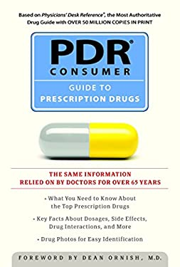 PDR Consumer Guide to Prescription Drugs 9781563637933