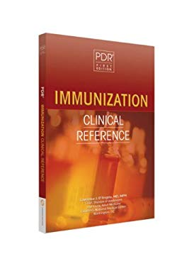 PDR Immunization Clinical Reference 9781563637322