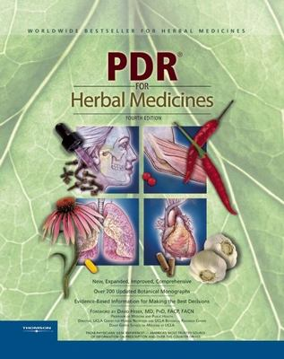 PDR for Herbal Medicines 9781563636783