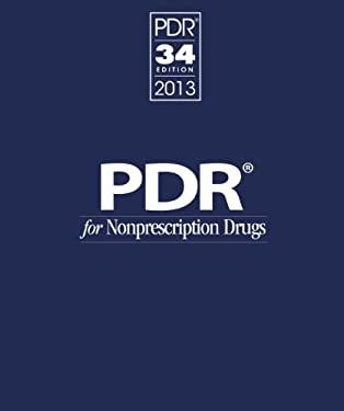 PDR for Nonprescription Drugs 2013