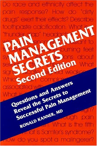 Pain Management Secrets 9781560534259