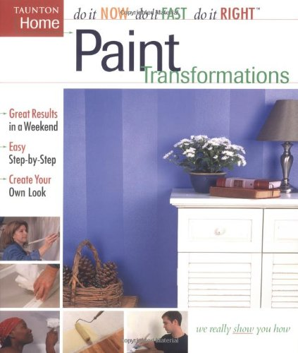 Paint Transformations 9781561586707