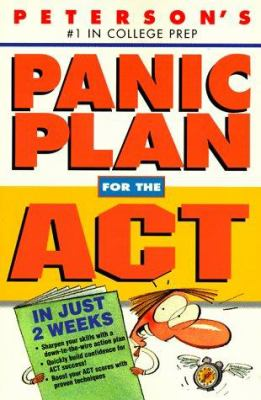 Panic Plan for the ACT 9781560797692
