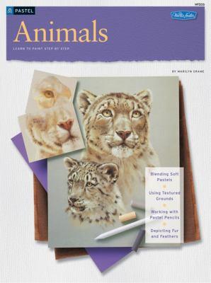 Pastel: Animals 9781560100768