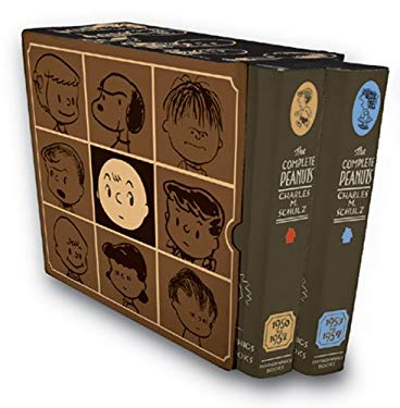 The Complete Peanuts Boxed Set 1950-1954