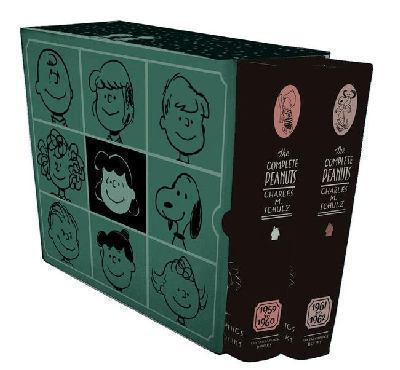 The Complete Peanuts Boxed Set 1959-1962