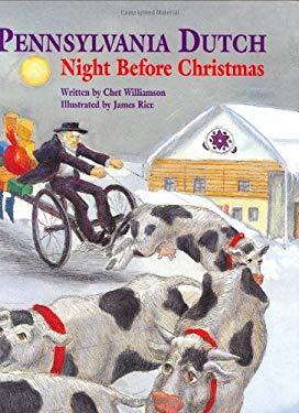 Pennsylvania Dutch Night Before Christmas 9781565547216