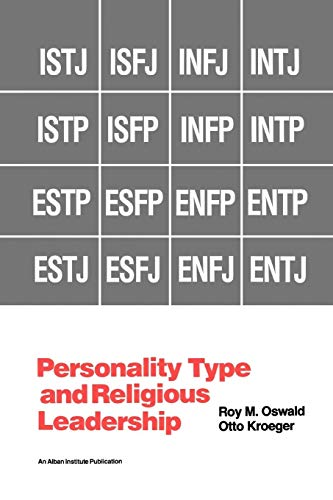 Personality Type and Religious Leadership 9781566990257