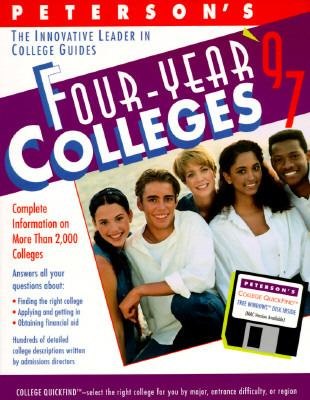 Peterson's Four-Year Colleges 9781560796046