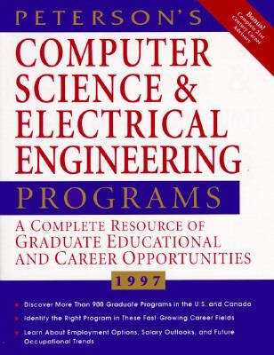 Peterson's Guide to Graduate Programs in Engineering, Technology, and Computer Science 9781560796633
