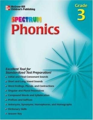 Phonics Grade 3 9781561899432