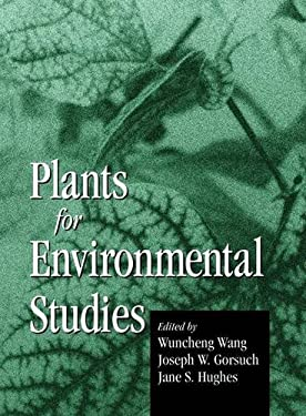 Plants for Environmental Studies 9781566700283