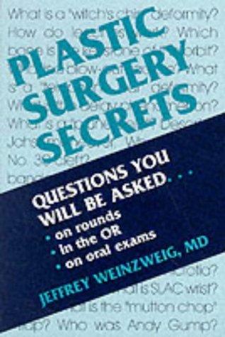 Plastic Surgery Secrets 9781560532194