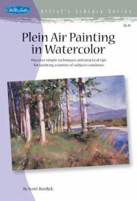 Plein Air Painting in Watercolor 9781560107255