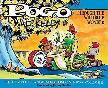 Pogo: The Complete Syndicated Comic Strips, Volume 1: Through the Wild Blue Wonder 9781560978695
