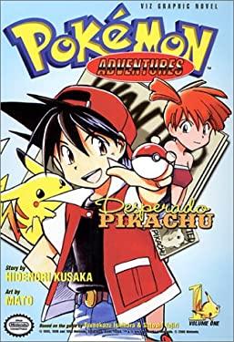 Pokemon Adventures, Volume 1: Desperado Pikachu (Pokemon Adventures (Viz Paperback)) Hidenori Kusaka and Mato