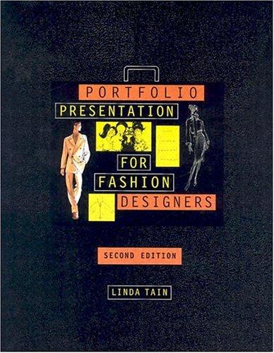 Portfolio Presentation for Fashion Designers 9781563672521