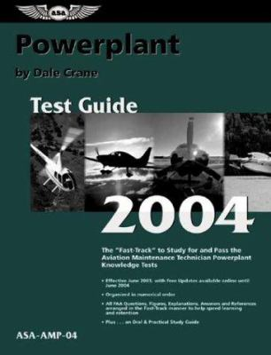 Powerplant Test Guide: The