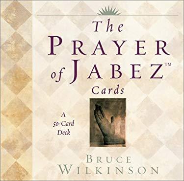 Prayer of Jabez Cards 9781561709663