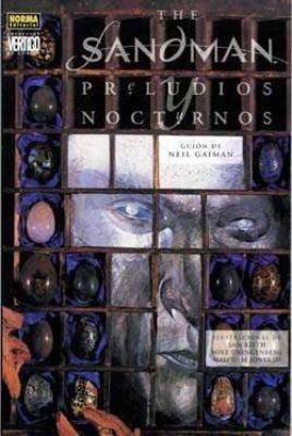 Sandman, The: Preludes & Nocturnes - Book I 9781563890116