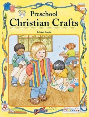 Preschool Christian Crafts 9781568223254