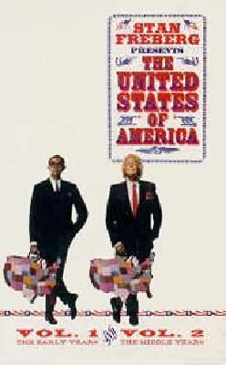 Presents: The United States of America Volume 1 and 2
