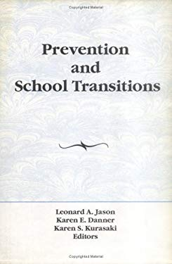Prevention and School Transitions 9781560245766