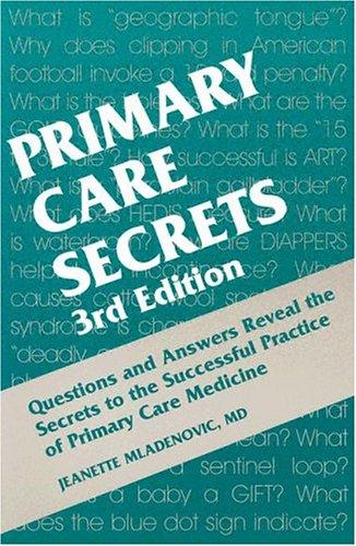 Primary Care Secrets 9781560535058